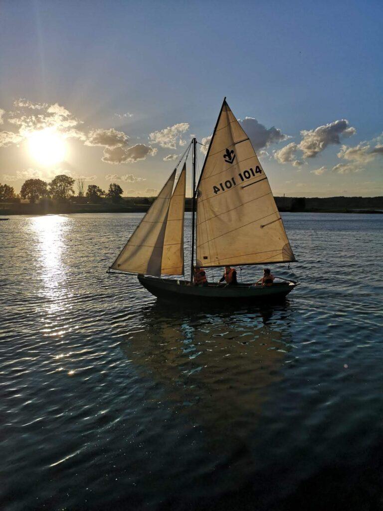 Zeilboot type Lelievlet